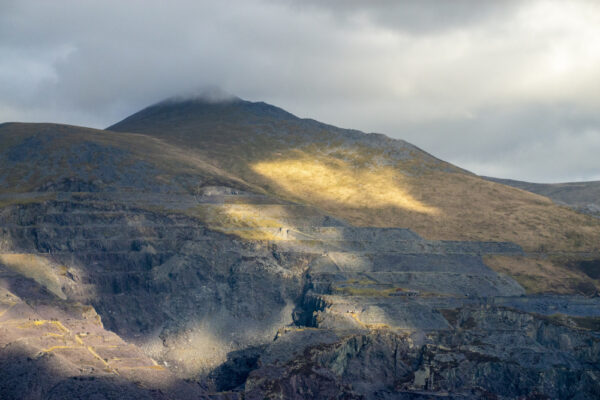 Snowdonia National Park Mountain Landscapes