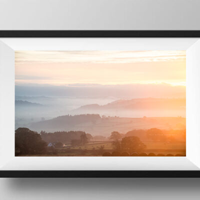 Landscapes Of Wales Print on Wall